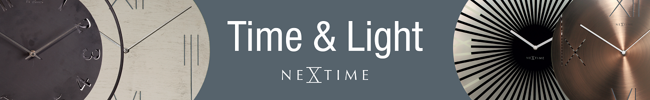 Nextime banner - Time & Light